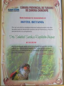 Hotel Betania, Hotel  Zamora - big - 21