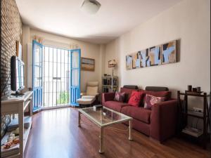 Tesoro De Sevilla, Appartamenti  Siviglia - big - 17