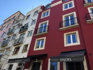 Лиссабон - Dalma Old Town Suites
