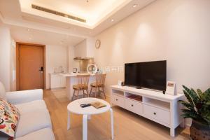 Tieshimen Suyue Apartment, Apartmány  Suzhou - big - 18