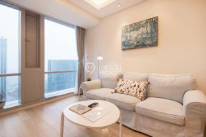 Tieshimen Suyue Apartment, Apartmány  Suzhou - big - 20