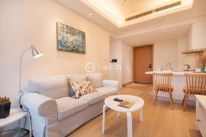 Tieshimen Suyue Apartment, Apartmány  Suzhou - big - 21