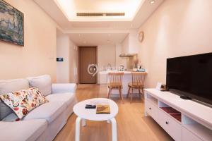 Tieshimen Suyue Apartment, Apartmány  Suzhou - big - 22