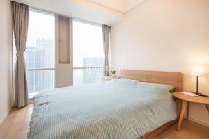 Tieshimen Suyue Apartment, Apartmány  Suzhou - big - 7