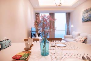 Tieshimen Suyue Apartment, Apartmány  Suzhou - big - 1