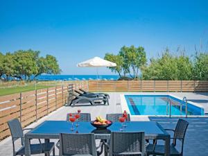 Blue Oyster Villas, Vily  Platanes - big - 57