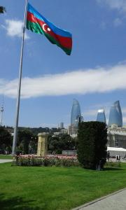 AZADLIG Street 3, Апартаменты  Баку - big - 36