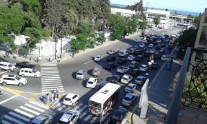 AZADLIG Street 3, Апартаменты  Баку - big - 35