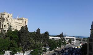 AZADLIG Street 3, Апартаменты  Баку - big - 34