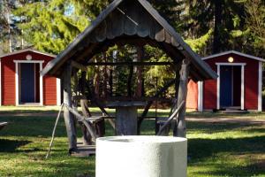 3 hvězdičkový bungalov Lits Camping, Stugby och Kanot Lit Švédsko