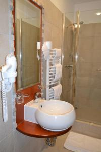 Hotel Slamený dom, Hotely  Košice - big - 9