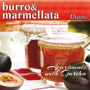 Burro and Marmellata apartments Duino