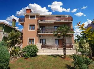 Apartments Mile 1249, Apartmanok  Fažana - big - 99