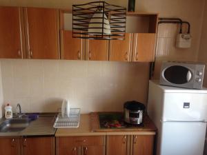 Apartment Akademika Hrushevskogo 44, Ferienwohnungen  Rivne - big - 10
