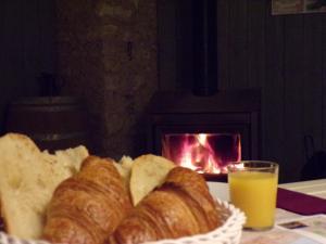Les Troglos de Beaulieu, B&B (nocľahy s raňajkami)  Loches - big - 53