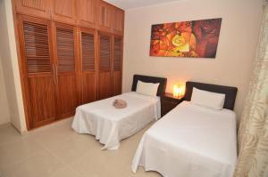 Rinconada del Mar Apartamentos, Apartmánové hotely  Playa del Carmen - big - 29