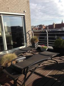 Comfort Aan Zee Penthouse(Ostende)