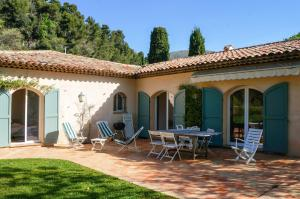 Le Mas du Rocher, Villas  Vence - big - 69