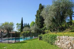 Le Mas du Rocher, Villas  Vence - big - 65