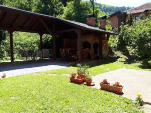 De Luxe Residence, Vily  Visoko - big - 11