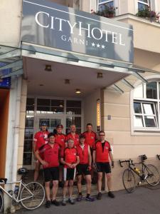 CityHotel Kempten, Hotely  Kempten - big - 32