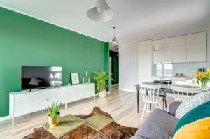 Emarald Apartment, Apartmány  Gdaňsk - big - 19