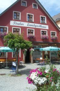 Tiroler Landgasthaus Besenkammerl