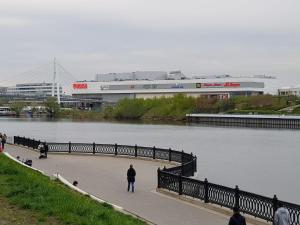 CrocusExpo, Ferienwohnungen  Krasnogorsk - big - 29