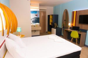 Ibis Styles Guaruja, Hotel  Guarujá - big - 4