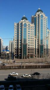 Aisanam Apartments on Mangelik El 19, Ferienwohnungen  Astana - big - 3