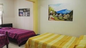 Turispanish Hostel, Pensionen  Santa Marta - big - 3