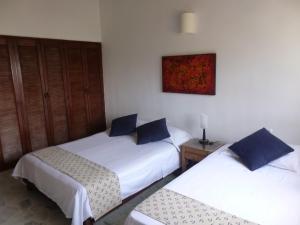 Casa Amplia, Bed & Breakfasts  Santa Marta - big - 2