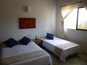 Casa Amplia, Bed & Breakfasts  Santa Marta - big - 4