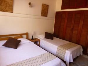 Casa Amplia, Bed & Breakfasts  Santa Marta - big - 5