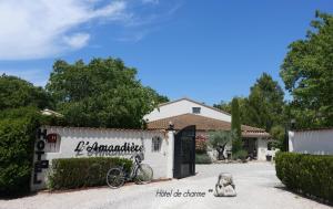 obrázek - Hôtel l'Amandière