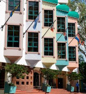 Тегусигальпа - Hotel Plaza Del Libertador