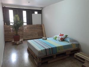 Casa Albaka Floresta, Vendégházak  Medellín - big - 7