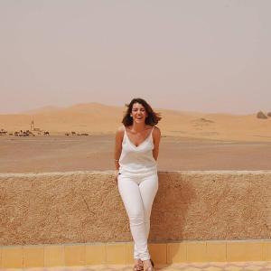 Riad Desert Camel, Hotels  Merzouga - big - 76