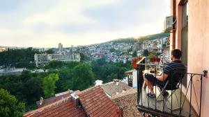 Apartament Panoramna Terasa, Appartamenti  Veliko Tŭrnovo - big - 1