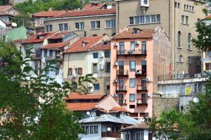 Apartament Panoramna Terasa, Appartamenti  Veliko Tŭrnovo - big - 11
