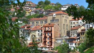 Apartament Panoramna Terasa, Appartamenti  Veliko Tŭrnovo - big - 10