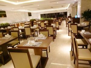 Adamo Hotel, Отели  Дананг - big - 67