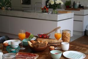 B&B Baudelo, Bed & Breakfasts  Gent - big - 27