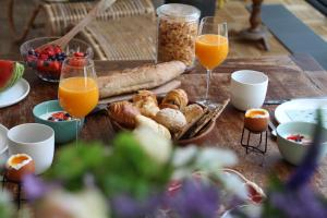 B&B Baudelo, Bed & Breakfasts  Gent - big - 22