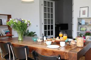 B&B Baudelo, Bed & Breakfasts  Gent - big - 28
