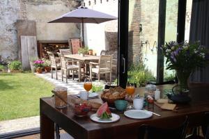 B&B Baudelo, Bed & Breakfasts  Gent - big - 23