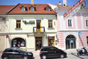 Penzion Rosenau