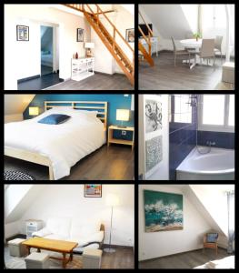 Appartement Cosy Chic 3 Chambres