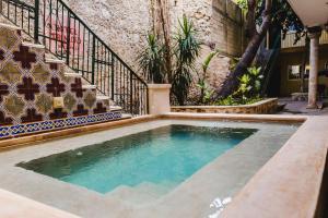 Мерида - Hotel Santiago