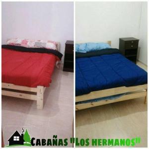 Cabañas Los Hermanos, Chaty v prírode  Villa Carlos Paz - big - 3